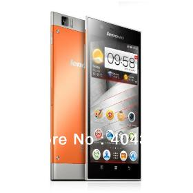 Phone Lenovo K900 Phone Dual Core Intel Z2580 2048Mhz 2G 16GROM Android 4.2 5.5''IPS 13MP Muti-Languages