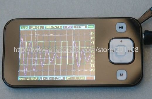 Oscilloscope Model Number : Bc a pocket oscilloscope arm dso skd wholesale