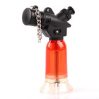 Pocket Refillable Spray Gun Jet Flame Butane Gas Lighter Welding