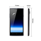 THL T6S MTK6582M Quad-Core Android 4.4 Phone w/ 5.0 IPS, 8GB ROM, GPS, OTA - Black
