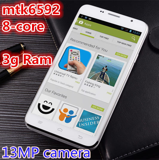 Android4 4 mobile phone Lenovo A850 s W MTK6592 – Wholesale