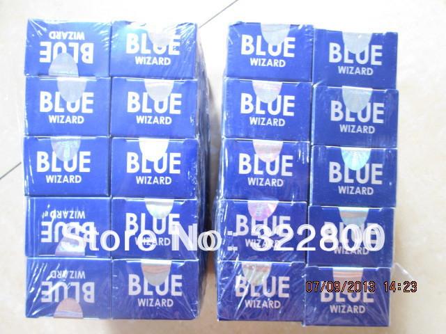 20pcs 15ml blue wizard female womensex health wholesale free