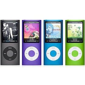 Brand New 8GB/4GB,2GB MP3/MP4 player with 4th gen generation MP3/MP4 Player FM Radio