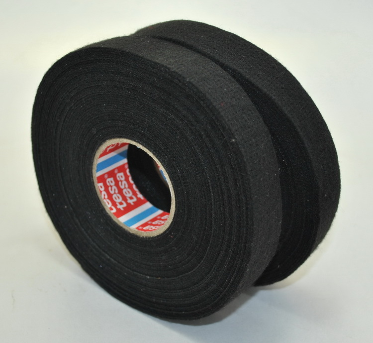 wiring loom tape solidfonts harga black wiring loom harness cloth fabric tape roll for car