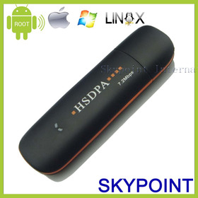 High quality 3G modem 7.2M HSDPA modem usb data card Similar Huawei E1750 function Android Linux Win 7 compatible