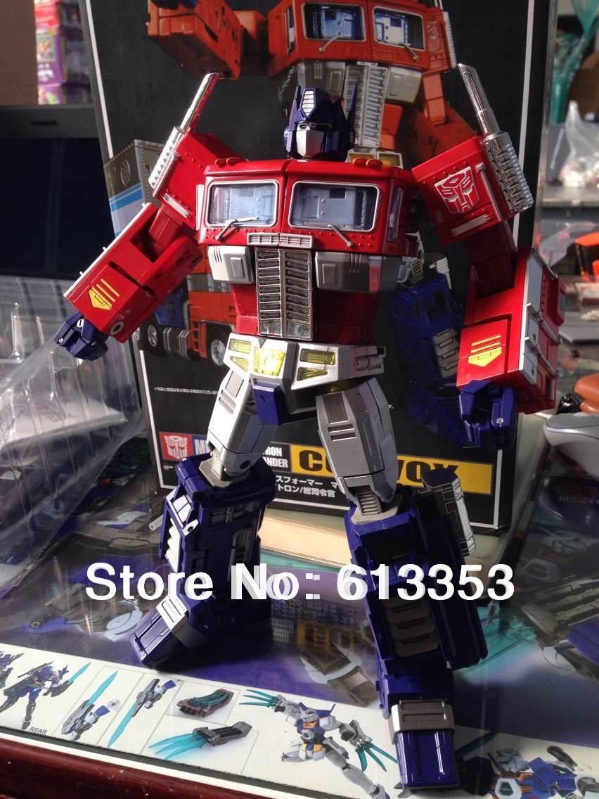 Ko Masterpiece Mp 10 Optimus Prime Convoy Revised Wholesale Transformers Convoyrevised Editionpreorder