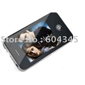 """Free Shipping new 2.8"""" 16GB Screen I9 4G Style Mp3 Mp4 MP5 Player Camera Game"""