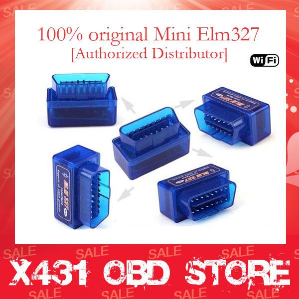Super Mini ELM327 Bluetooth OBD2 Scan tool OBD II