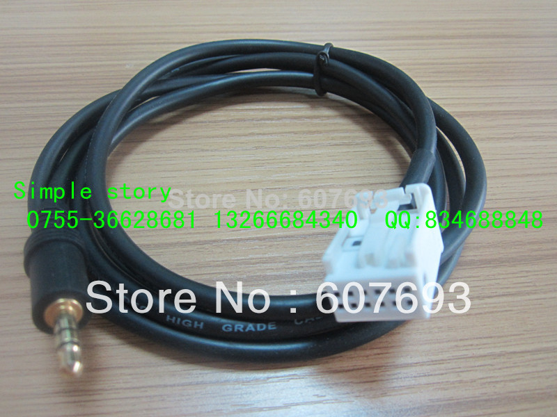 ATE RD4 radio aux line cable lead mp3 audio – Wholesale ATE