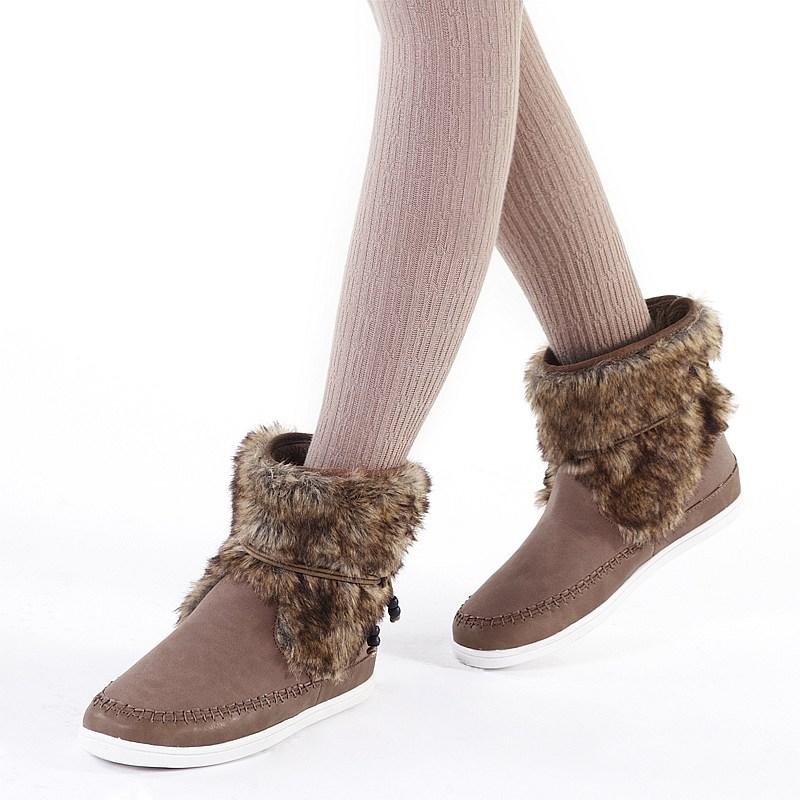 Womens Boots Flat