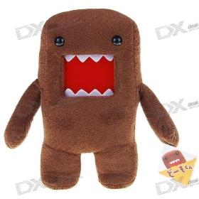 (Csak Nagykereskedelmi) Aranyos Domo-kun Soft Doll SKU: 33614