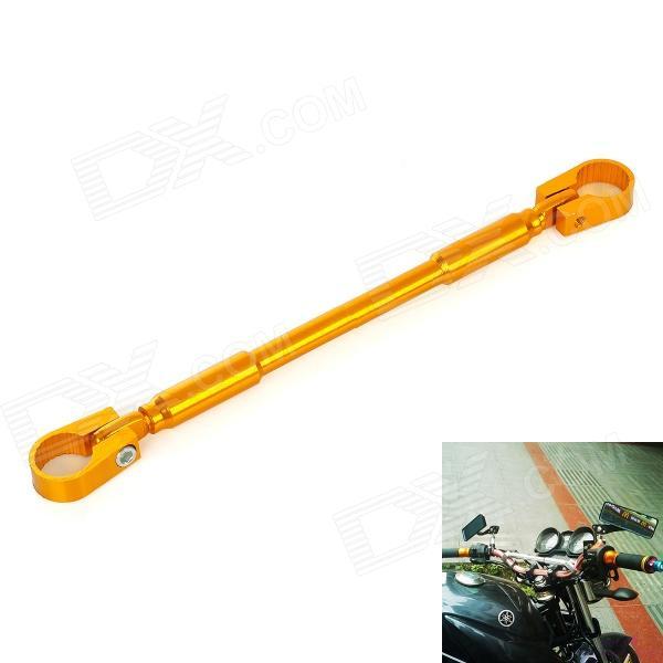 Motorkerékpár DIY Extension alumínium ötvözet fogantyú Cross Bar - Golden SKU: 185381