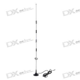 (Csak Nagykereskedelmi) 2,4 GHz 11dBi RP-SMA Omni Antenna állvány WiFi / 3G hálózat Wireless Router SKU: 39576