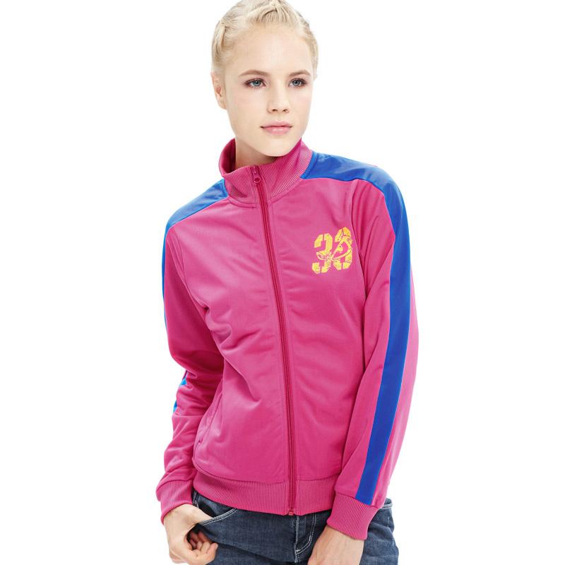 VANCL Reglan Sleeve Tricot Sports Jacket s Pink – Wholesale VANCL ...