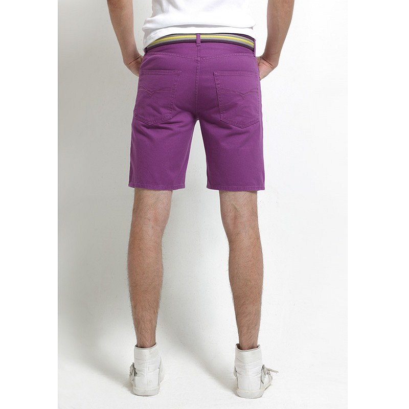 Mens Purple Shorts - The Else
