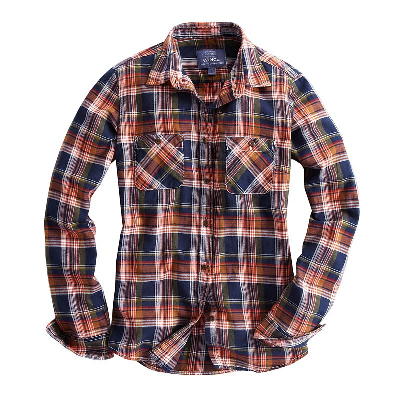 Original - Sits Higher on Waist(2)2Unbeatable quality · Be an OutsiderStyles: Plaid, Solid, Fleece-Lined, Relaxed Fit, Slightly Fitted, Button-Down.