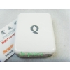 10pcs/lot 3G mobile power Q-Power Pack seamlessly integrated with 3G (s) mini design power