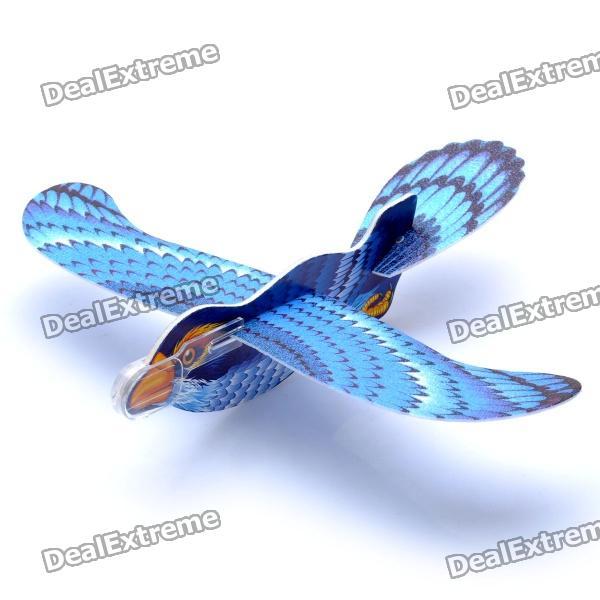 Flying Bird Toy : Intellectual development diy flying bird polyfoam