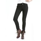 VANCL Michaela Slim Fit Tapered Jeans W175 Black SKU:108559