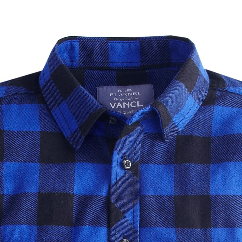 Or perhaps you're into the rugged look, so you prefer a red and black plaid flannel shirt. There are lighter plaid shirts, along with chambray shirts. If you are looking to find a comfortable collar shirt, this is the place for you.