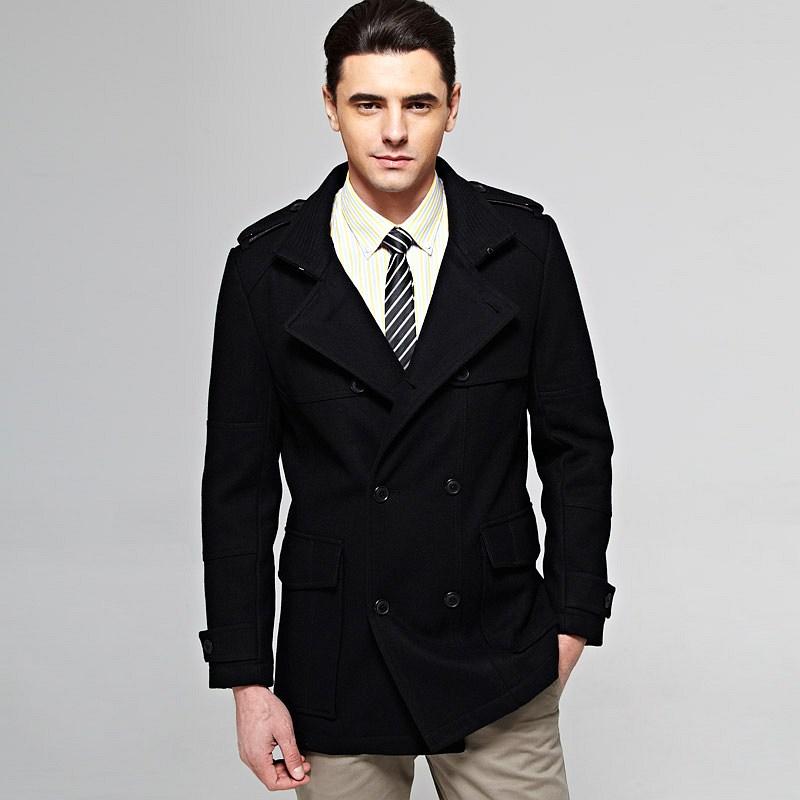 Black Coat For Men
