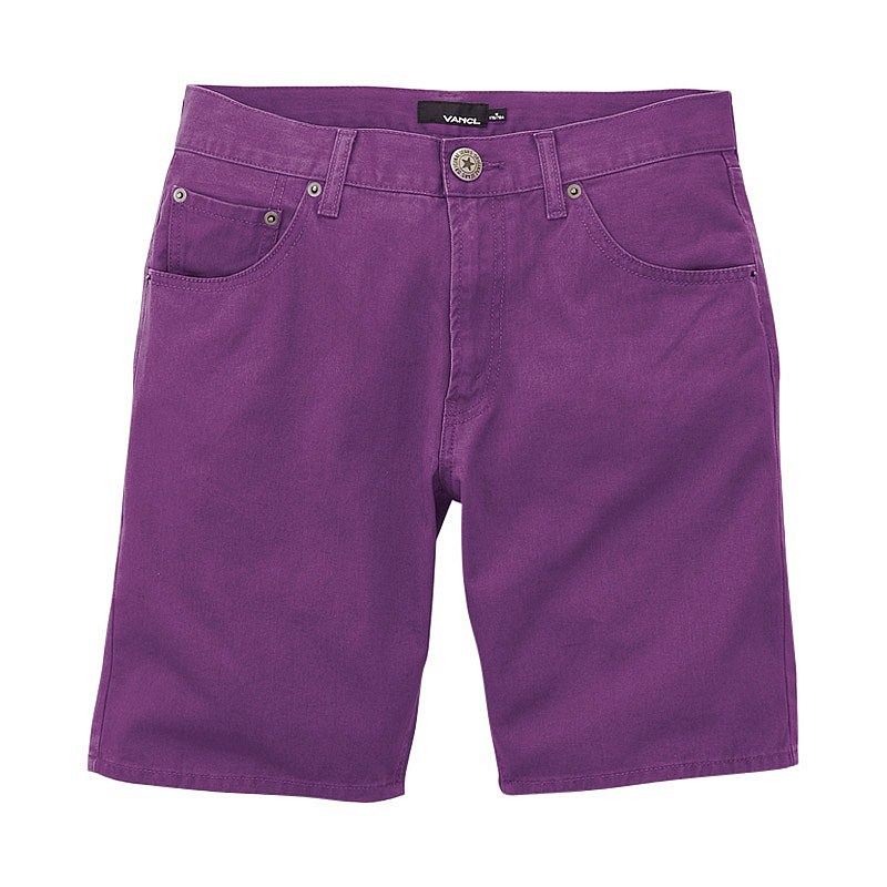 Mens Cut Off Jean Shorts