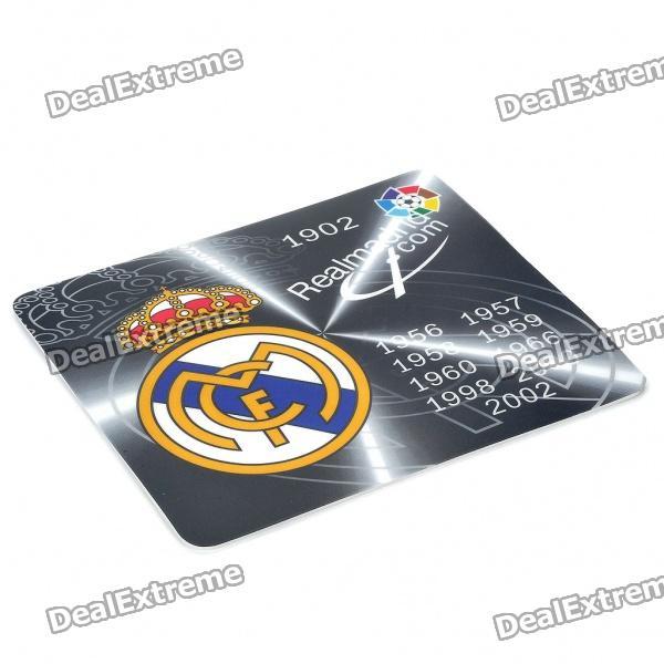 Football Soccer Team Mouse Pad Mat Real Madrid Sku