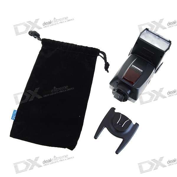 yongnuo yn460 speedlite flash stands soft pouch Konica Minolta Camera Accessories Konica Minolta Camera Parts