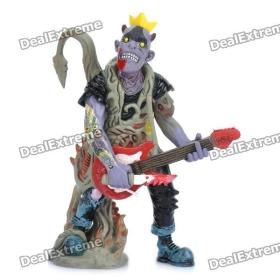 PVC anyaga UK sáv a meteorok OTMAPP Singer gitáros Toy Model SKU: 116603
