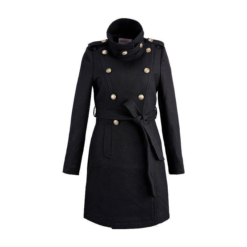 Collection Wool Coats Women Pictures - Reikian