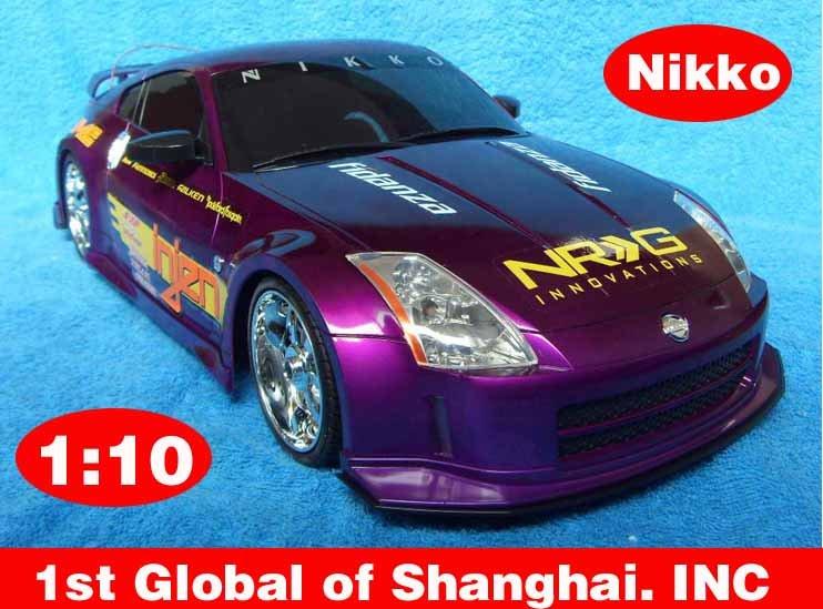 2pcs Purple Nikko Street Mayhem Tuner 350z 1 10 – Wholesale