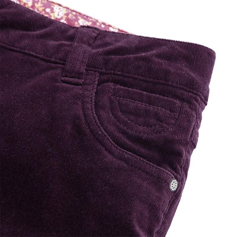 corduroy pants girls - Pi Pants
