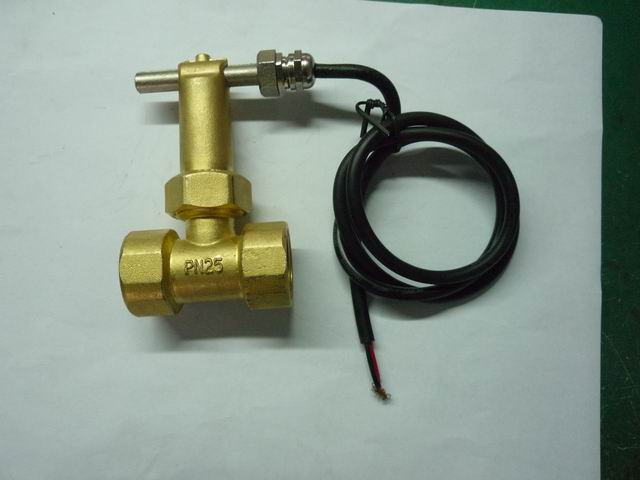 Brass paddle flow switch wholesale