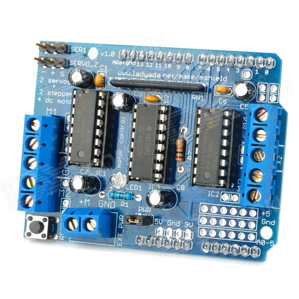 L293d Motor Driver Expansion Board Control Shield