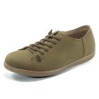 VANCL Dayton Frost Leather Leisure Shoes Khaki SKU:174847