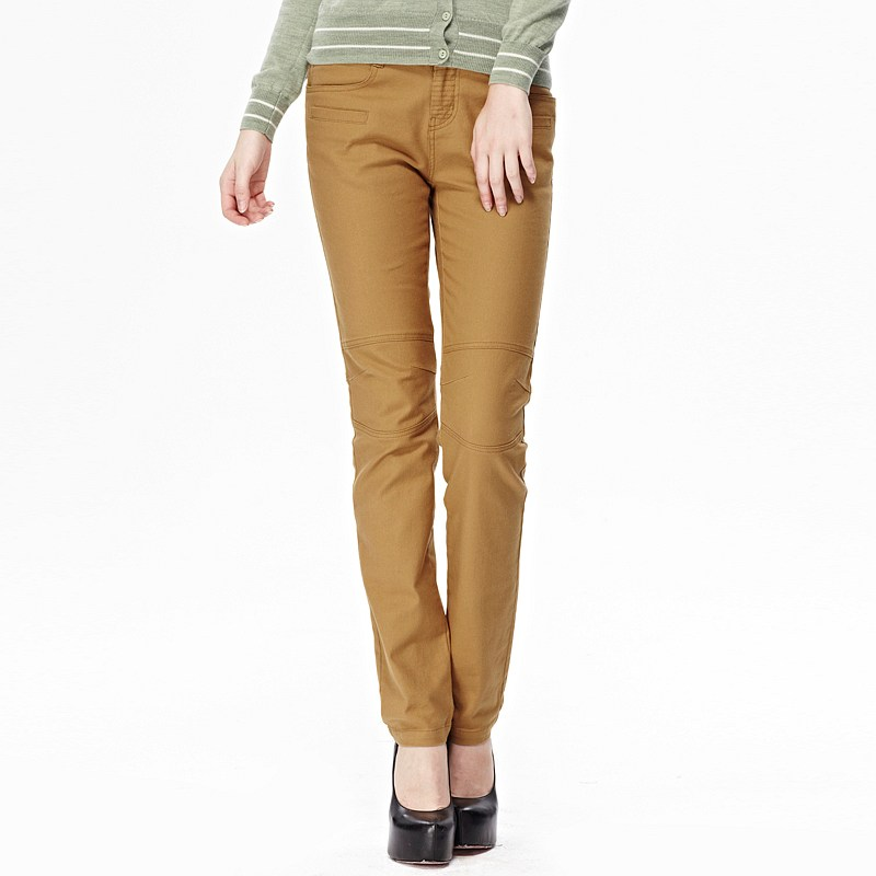 Lastest  Tapered Pants To Your Closet The Emma Cook Twill Tapered Pants