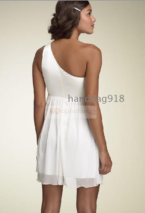 one shoulder dress cocktail_Cocktail Dresses_dressesss