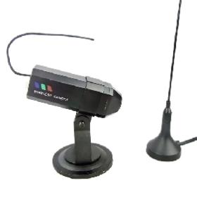 UHF Wireless security Spy Mobile Camera / CCTV system