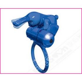 Rezgés gyűrű péniszgyűrű sex termék vibrátor, Jelly Cock Ring23