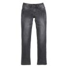 VANCL W171 Classic Regular Straight Jeans Charcoal SKU:108542