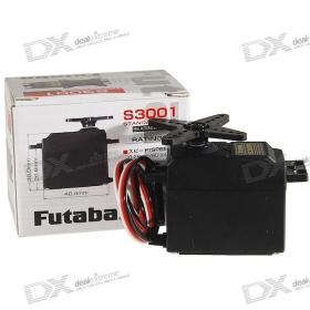 (Csak Nagykereskedelmi) Futaba S3001 Servo Gears és alkatrészek (2,4 ~ 3.0kg nyomaték) SKU: 20090