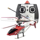 New Red Metal Bulit-in Gyroscope 3CH RC Helicopter U807