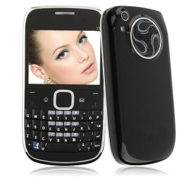iPro i7 Qwerty keyboard and Dual sim cards Analog TV cell phone