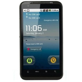 ID500 Quad Band Dual SIM 4.3 Inch Android 2.2 Smart Phone with WIFI GPS Compass