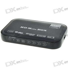 1080p Full HD Media Player AV / YPbPr / USB HOST / SD / VGA SKU: 42503