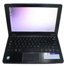 11.6 Inch Laptop S11D Intel?  N455 1.66GHZ 1GB DDR3 160GB Support Windows XP  Linux VISTA