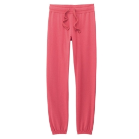 VANCL Briley Plain Sweat Pants (Women) Watermelon Red SKU:192960