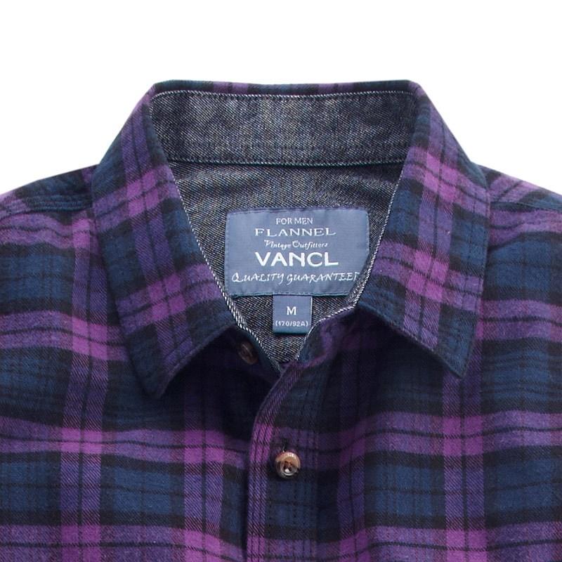 Purple Flannel Shirt - T Shirts Design Concept