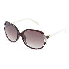 VANCL Vanessa Fashion Oversized Sunglasses (Women) Brown SKU:120582