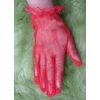 Hot sell Perfect beautiful Wedding  GLOVES with red best popular  gift free shipping